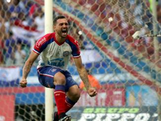 Gilberto é o artilheiro da Copa do Nordeste de 2019