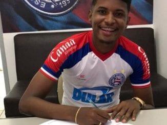 Bahia renova com zagueiro Diego do sub-20