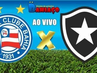 Assistir Bahia e Botafogo ao vivo
