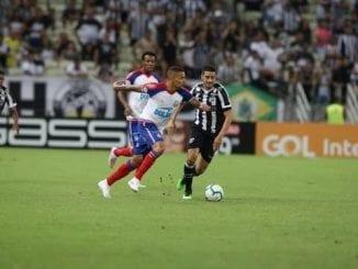 Devido a evento na Arena, Bahia enfrenta o Ceará em Pituaçu