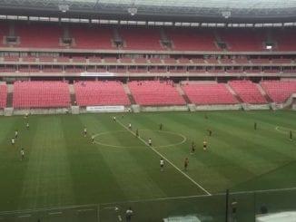 Na Arena Pernambuco, Bahia é derrotado pelo Sport no Brasileirão Sub-20