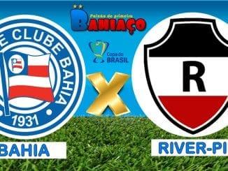 Bahia x River