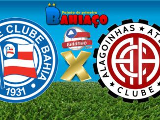 assistir Bahia x Atlético de Alagoinhas