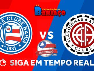 Bahia x Atlético-BA AO VIVO