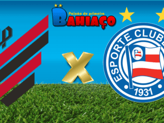 Athletico-PR x Bahia ao vivo