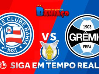 Assistir Bahia x Grêmio