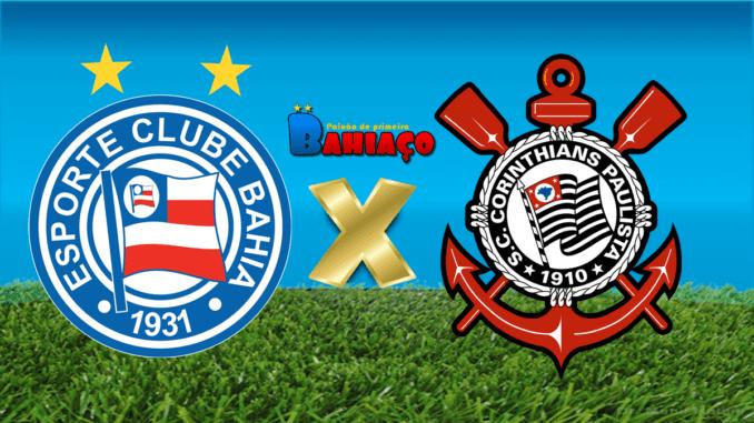 assistir Bahia x Corinthians
