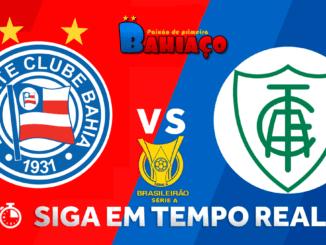 assistir Bahia x América-MG