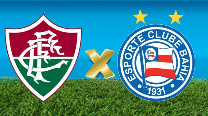 Assistir Fluminense x Bahia AO VIVO pela 18º rodada do Campeonato Brasileiro
